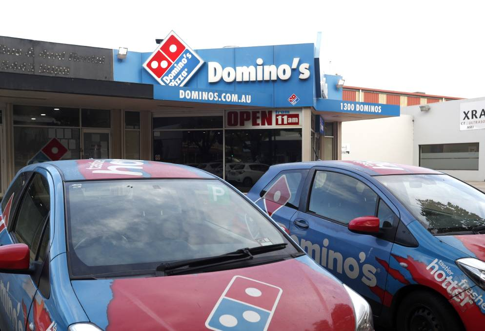 Domino S Pizza Scores 3 100 In A Study Ranking Fast Food Chains On Healthy Eating Policies Bendigo Advertiser Bendigo Vic