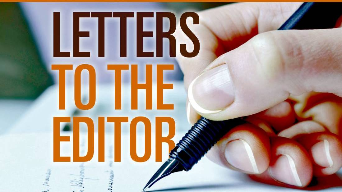 Your Say - Letters to the editor