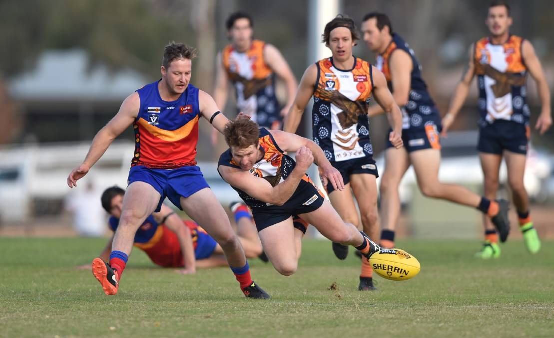 ON THE HORIZON: Following the 2020 cancellation, the 2021 Loddon Valley league season is fixtured to start on Saturday, April 10. Picture: GLENN DANIELS