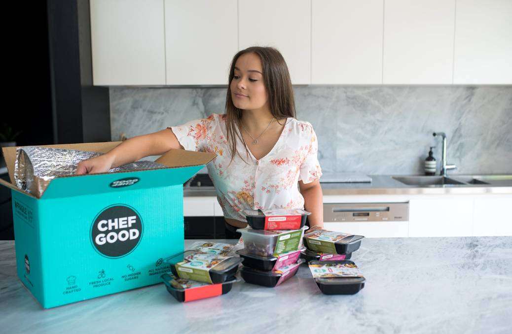 Chefgood has your healthy meals covered