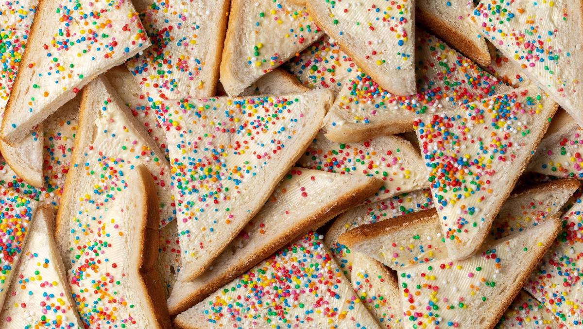 Celebrate National Fairy Bread Day on November 24 for a good cause. Picture: Supplied