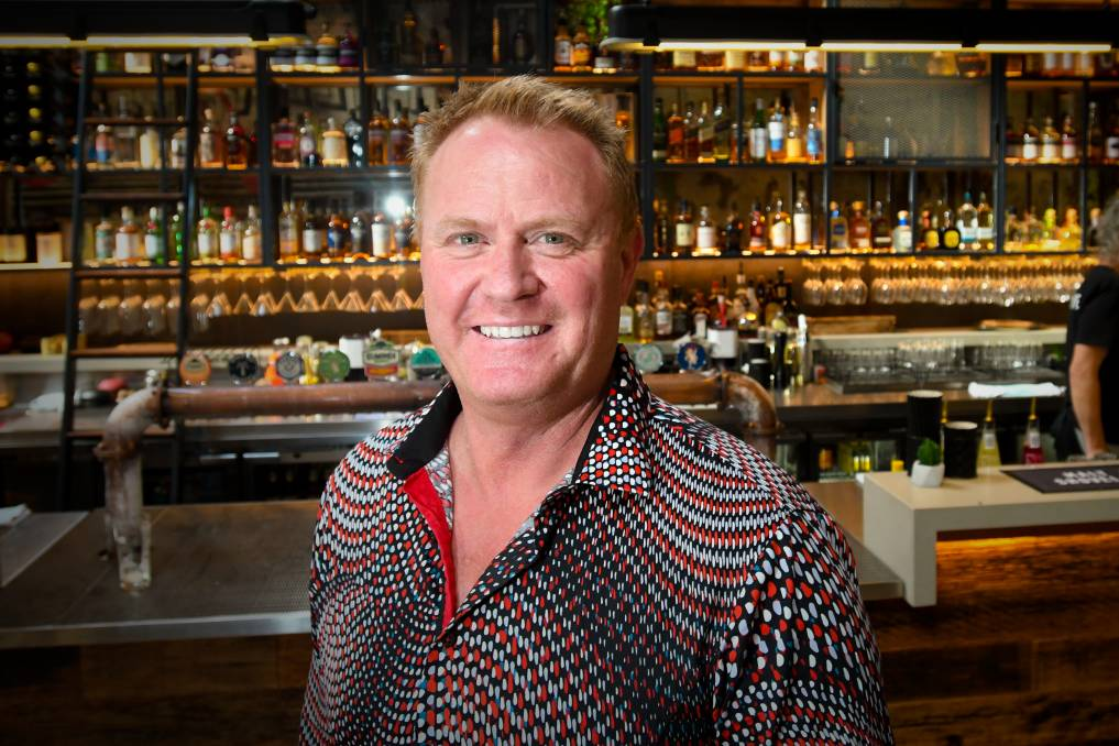 HAPPY HOUR: Publican Adnrew Lethlean says a push to slash the beer tax for pubs and clubs is a fantastic one that would help revive a hungover hospitality industry. Picture: NONI HYETT
