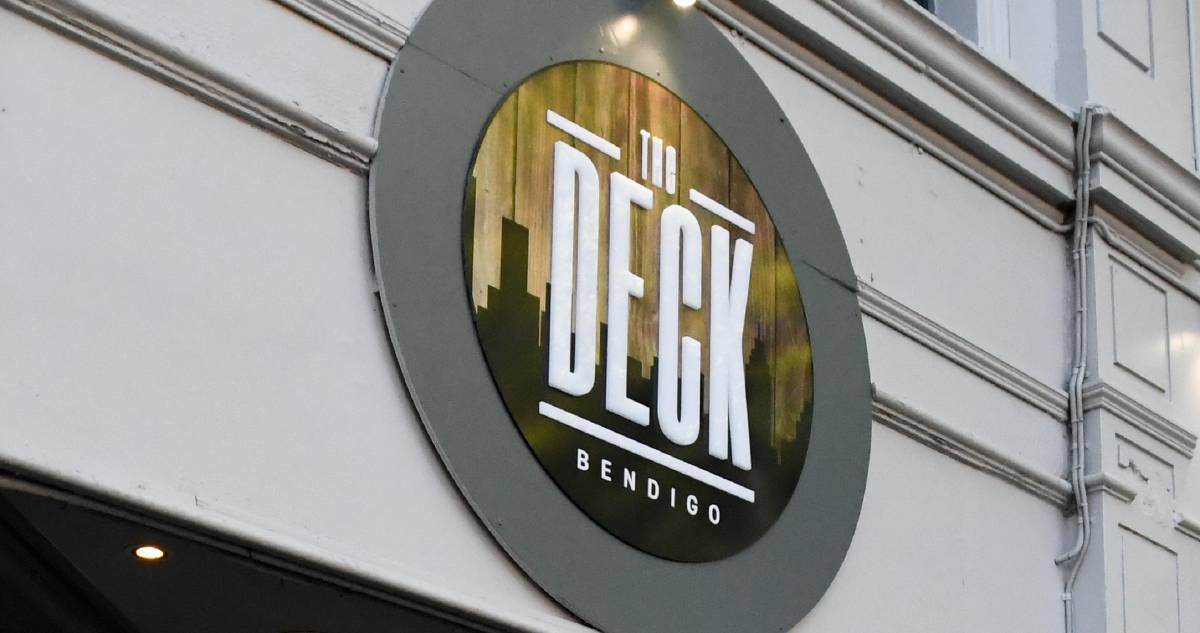 The Deck breaks its silence on drink-spiking