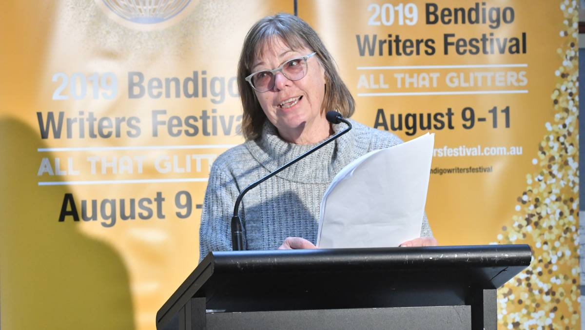 Bendigo Writers Festival director Rosemary Sorenson. Picture: DARREN HOWE