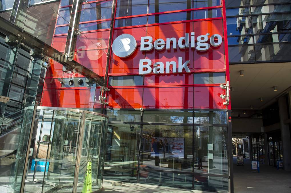 MONEY WOES: Bendigo Bank reported 6796 customer accounts are on deferral, down 69 per cent from the peak on May 31. Picture: DARREN HOWE