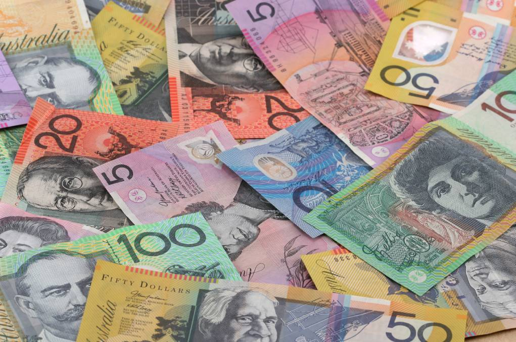 LOW: The Reserve Bank of Australia slashed interest rates to 0.1 per cent on Tuesday. Picture: Shutterstock