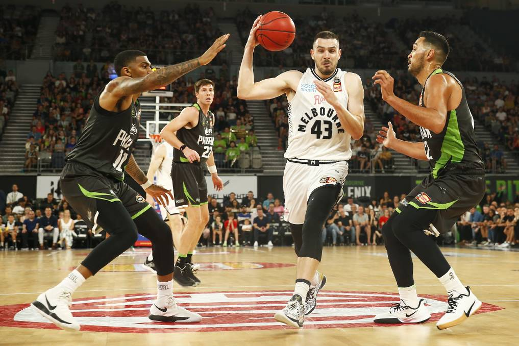 The Melbourne United versus South East Melbourne Phoenix game will now be played on January 31 at Bendigo Stadium.