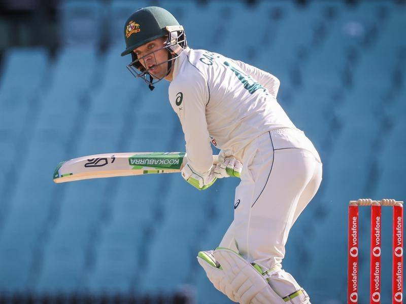 Alex Carey is hoping to be named in Australia's Test squad for the tour to South Africa in March.
