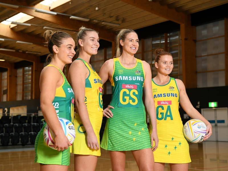 The Diamonds captaincy duties will be shared during the Constellation Cup series in March.
