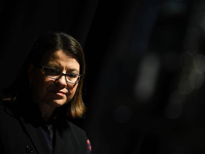 Premier Daniel Andrews has rejected heavy criticism of his health minister, Jenny Mikakos.