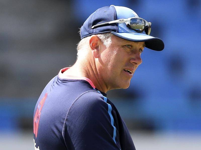 England cricket coach Chris Silverwood is glad to see Australia feeling the heat.