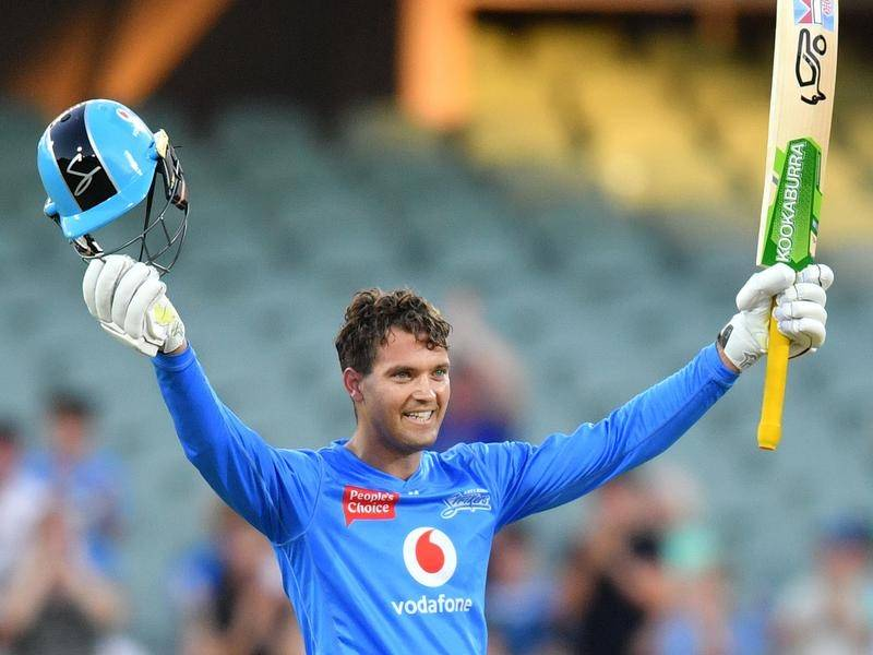 BBL century-maker Alex Carey says he can understand why his IPL team Delhi let him go.