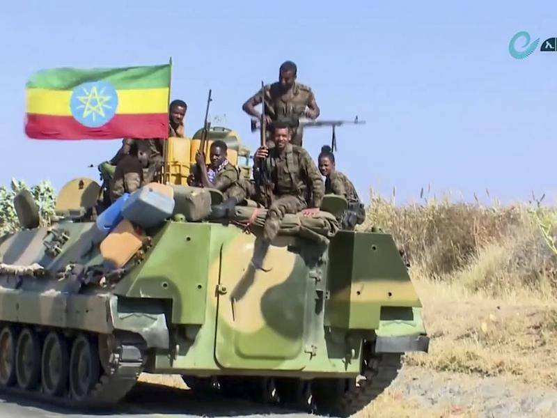 Ethiopia has given Tigrayan forces 72 hours to surrender or its military will attack Mekkele.