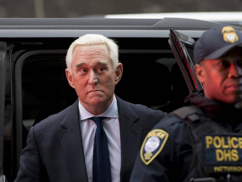 Trump adviser Roger Stone has had his sentence commuted for crimes related to the Russia probe.