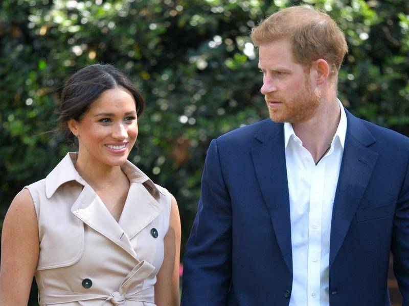 Prince Harry and Meghan's first Netflix series will centre on the Invictus Games.