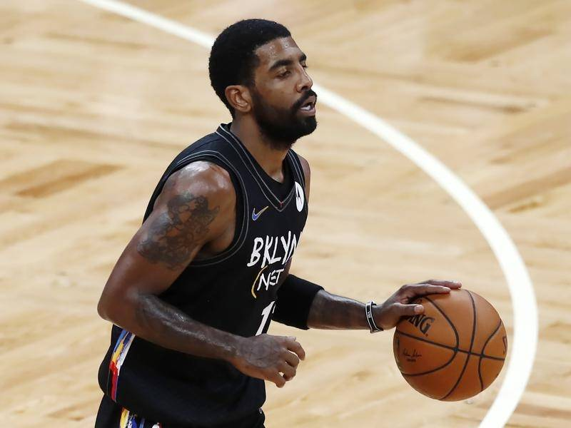 Brooklyn Nets' Kyrie Irving has been fined by the NBA for breaching coronavirus protocols.