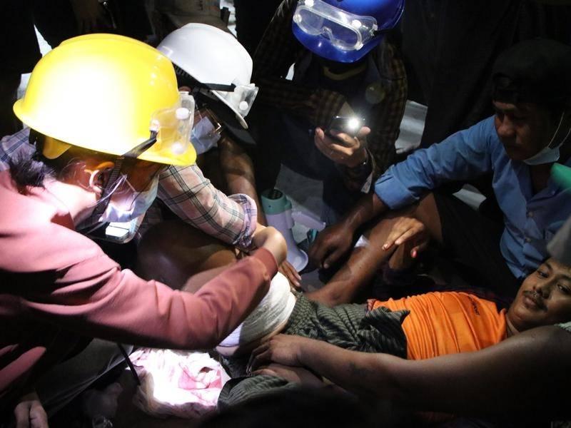 More Than 60 Protesters Killed In Myanmar Bendigo