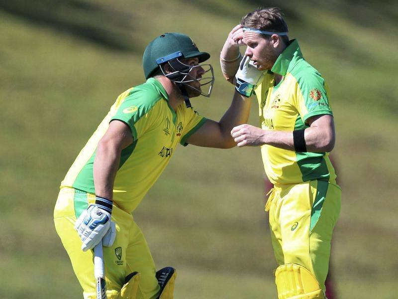 Aaron Finch (l) and Steve Smith (r) have been working hard on their games after quiet IPL campaigns.