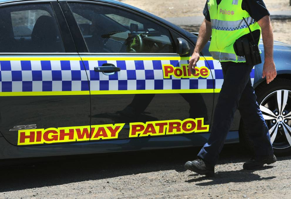 Police appeal for witnesses to erratic driving on the Midland Highway